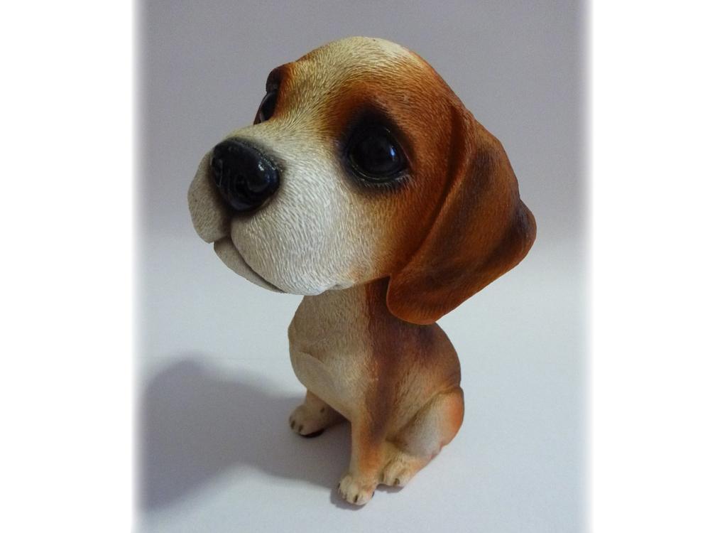 Bólogató kutya dekoráció BEAGLE