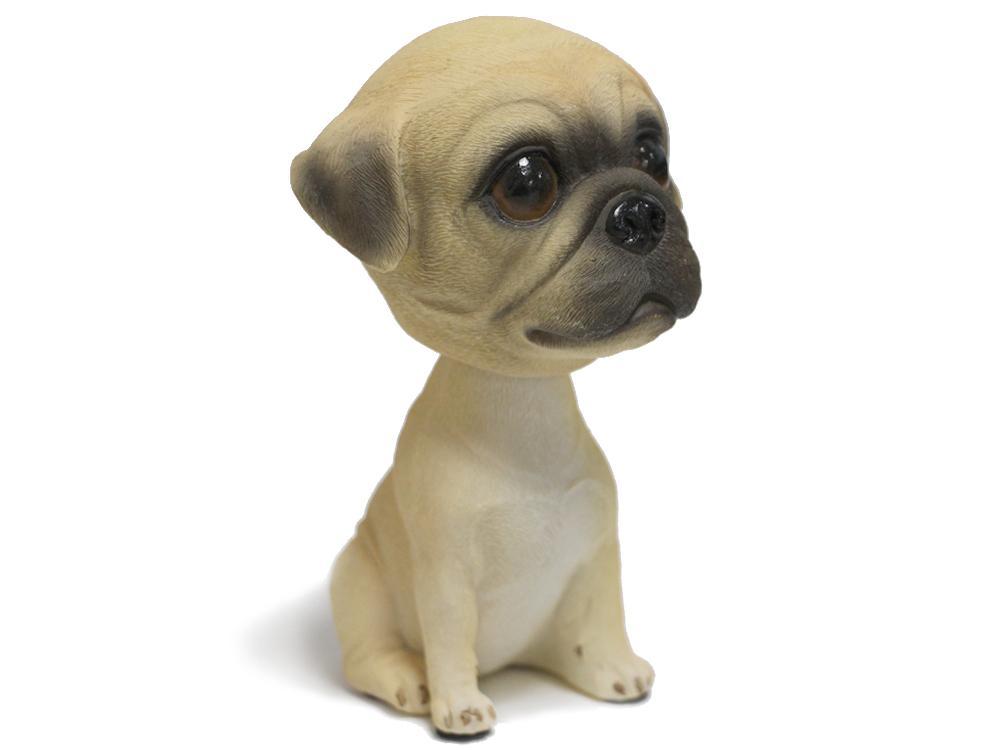 Bólogató kutya dekoráció MOPSZ (PUG)