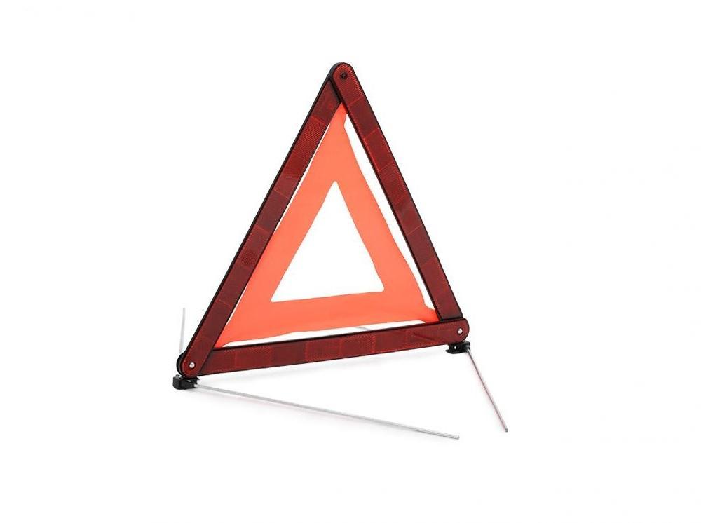 Elakadásjelző háromszög E