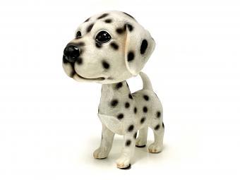 Bólogató kutya dekoráció DALMATA