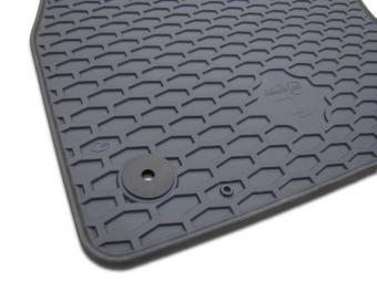 Gumiszőnyeg Seat Alhambra / Volkswagen Sharan (2010-től) 4db-os 216994