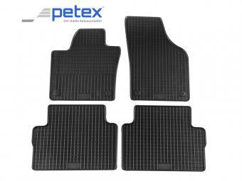 Gumiszőnyeg Seat Alhambra / Volkswagen Sharan (2010-től) 5-7 személyes, 1-2. sor, 4db-os 81410