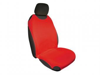 Trikó üléshuzat Univerzális 1db-os PIROS színben