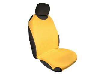 Trikó üléshuzat Univerzális 1db-os SÁRGA színben