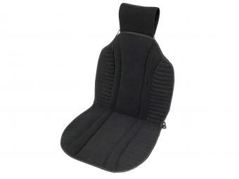 Ülésvédő Ergotop 2 fekete színben