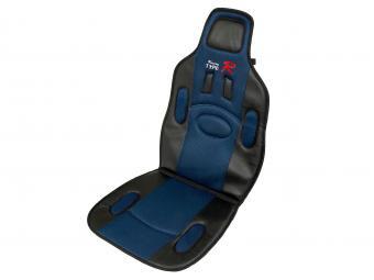 Ülésvédő Racing Type-R kék színben