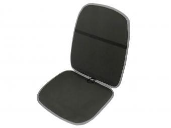 Ülésvédő biomágneses 4950 fekete színben