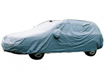 Vízlepergető autótakaró ponyva DE LUX HB - M-es (Medium) méretben